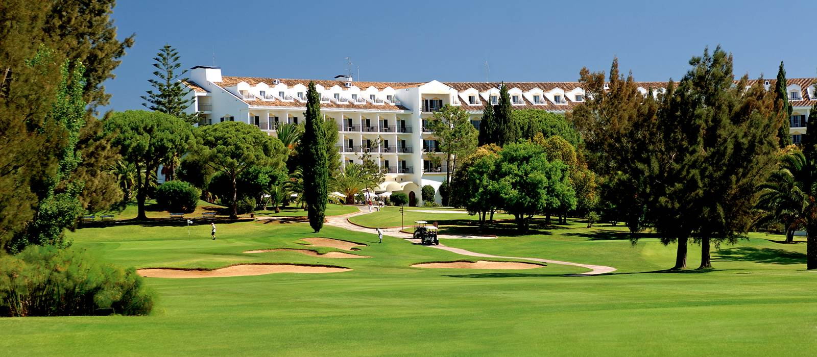 Exterior View Of Penina Hotel And Golf Resort