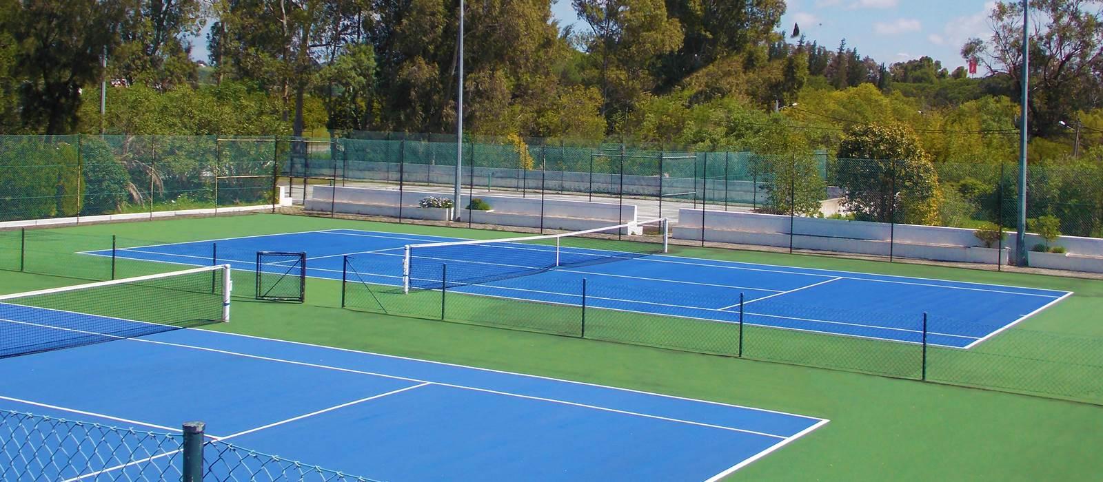Tennis Courts Algarve Penina Hotel And Golf Resort