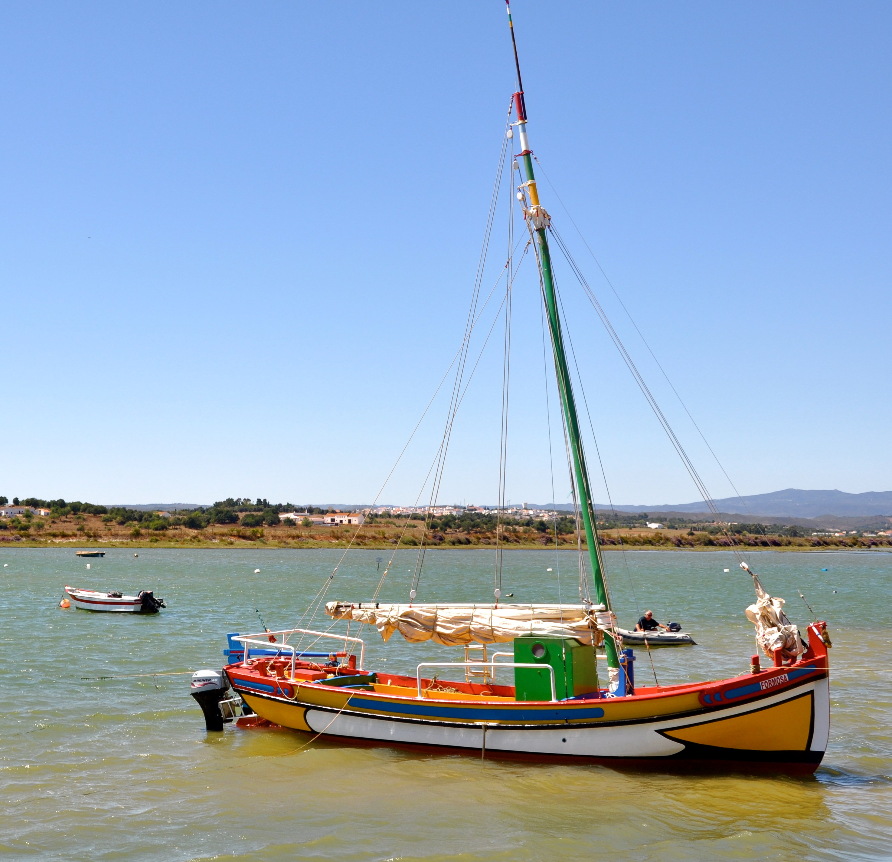 'Ria de Alvor' © Joao Alves | CC License