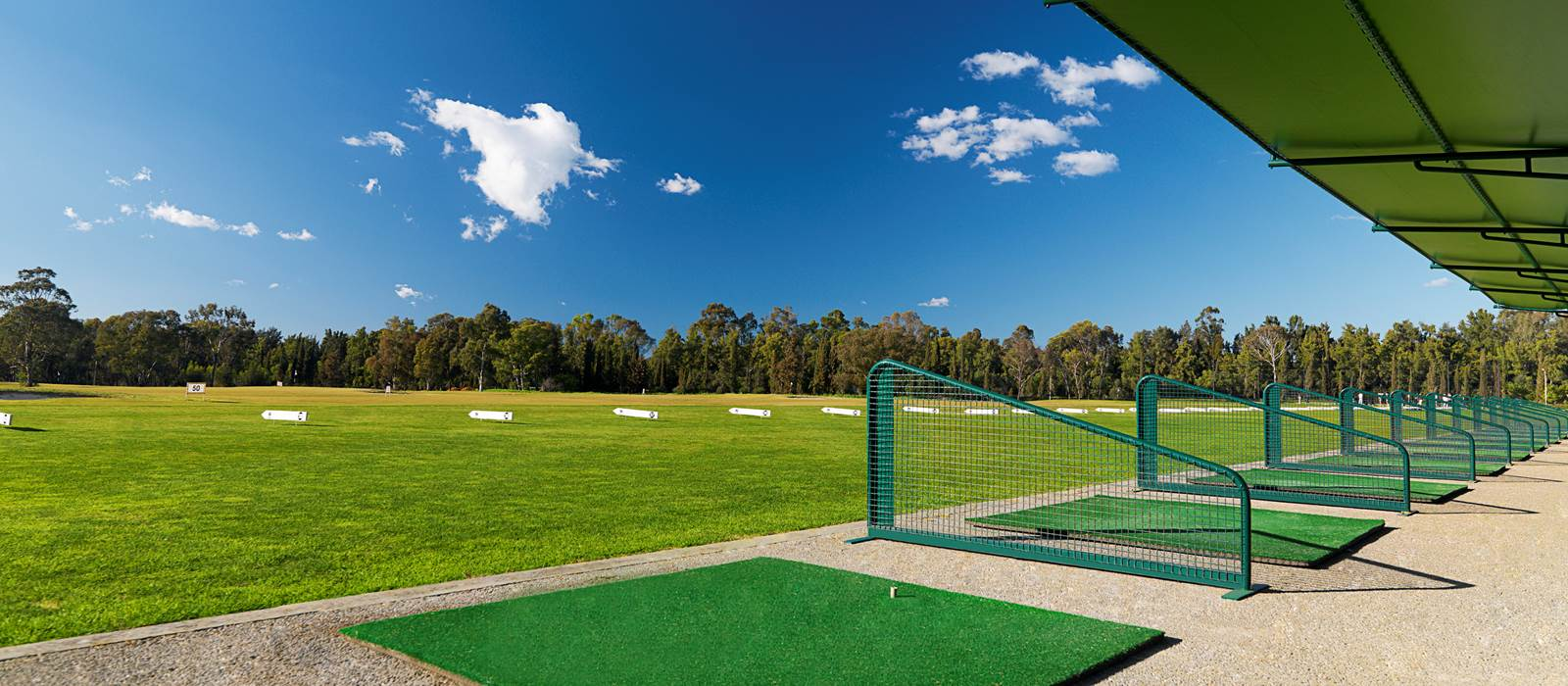 Driving Range at Penina Hotel and Golf Resort