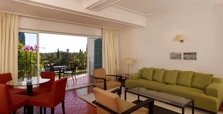 Suite Lounge at Penina Hotel and Golf Resort