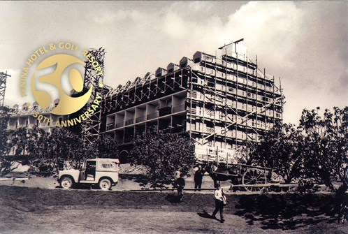 50 1966 Contruction Of Penina