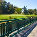Bridge on the Sir Henry Cotton Championship Course at Penina Hotel and Golf Resort