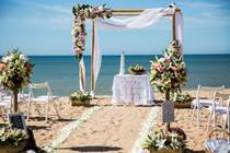 Vale do Lobo Beach Wedding