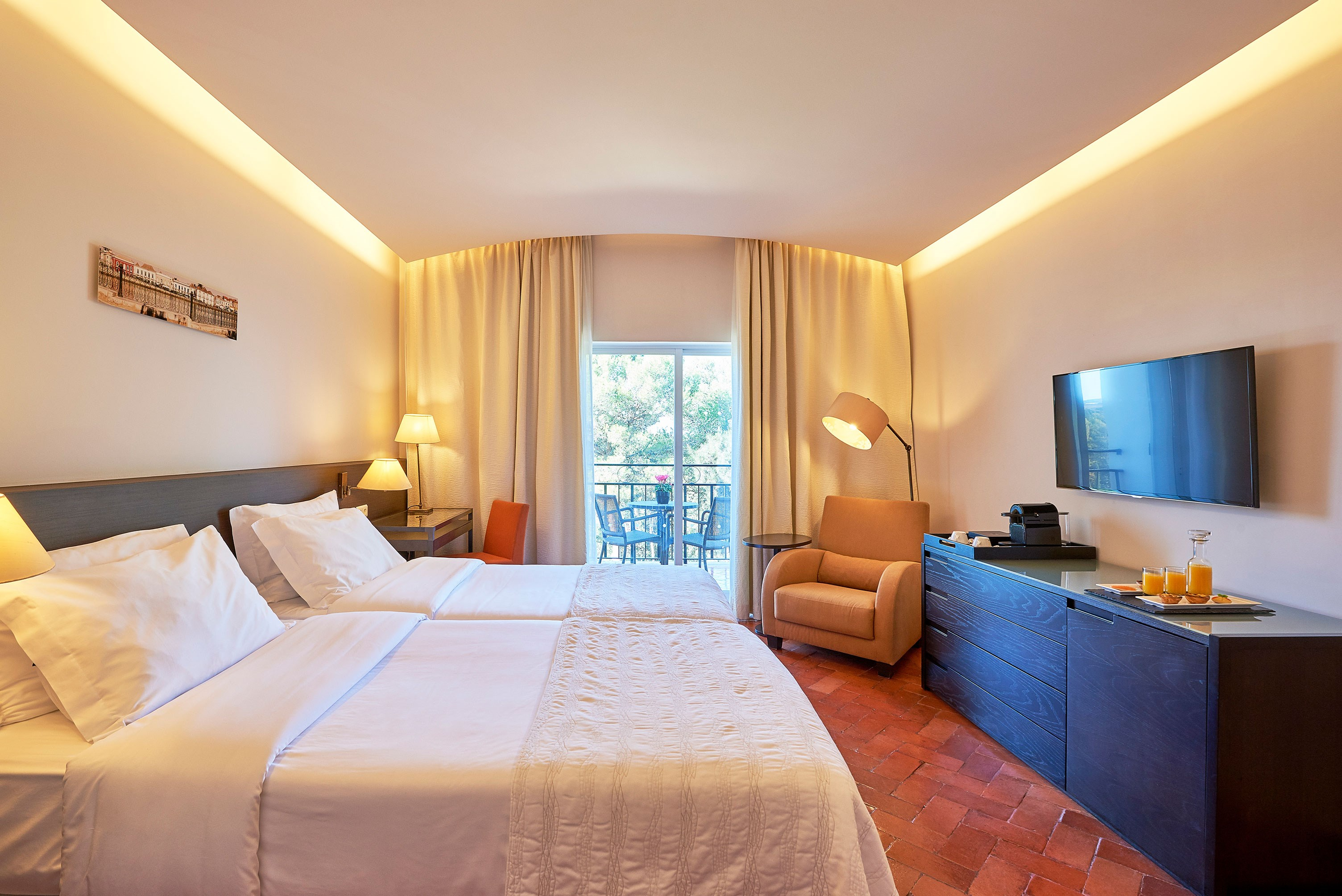 JJW PENINA HOTEL - Land View Twin Room