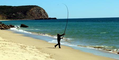 Fishing in the Algarve