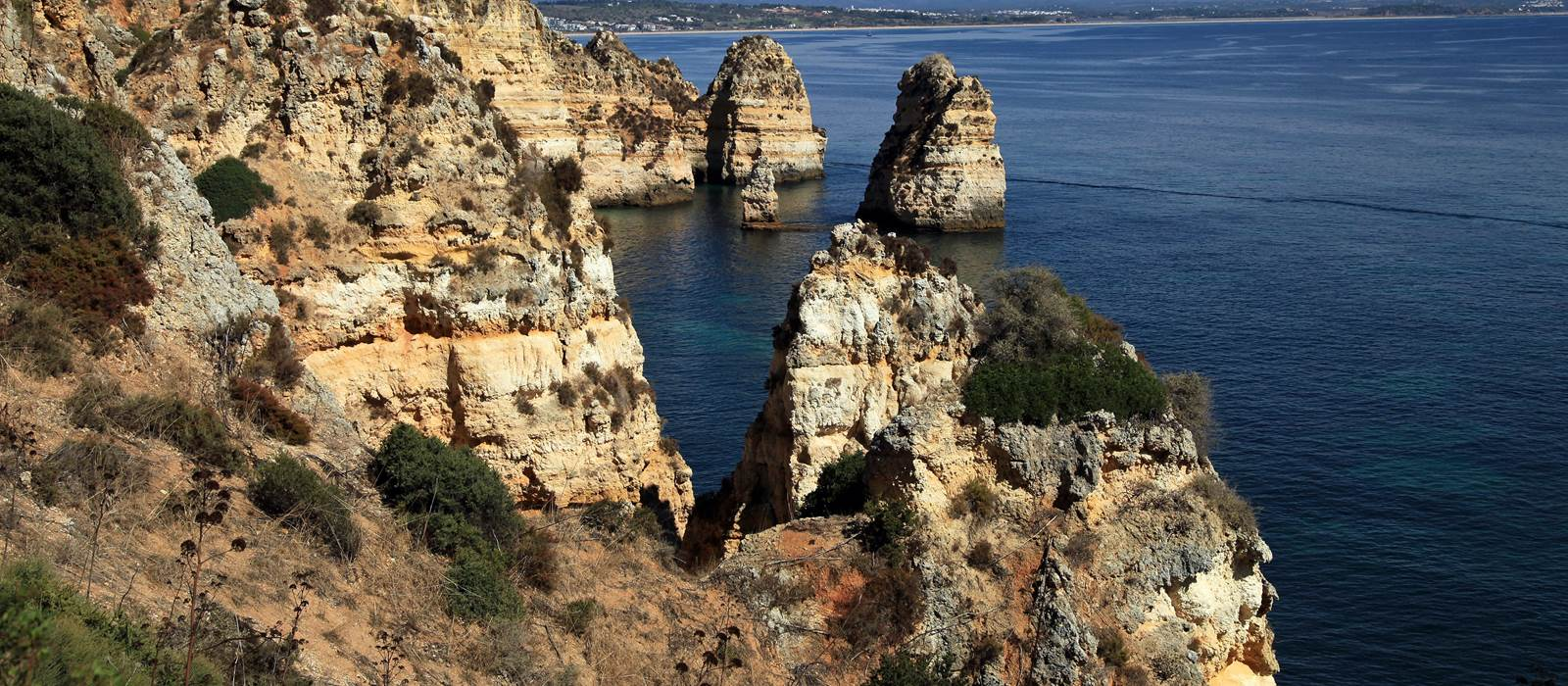 Algarve Coastline